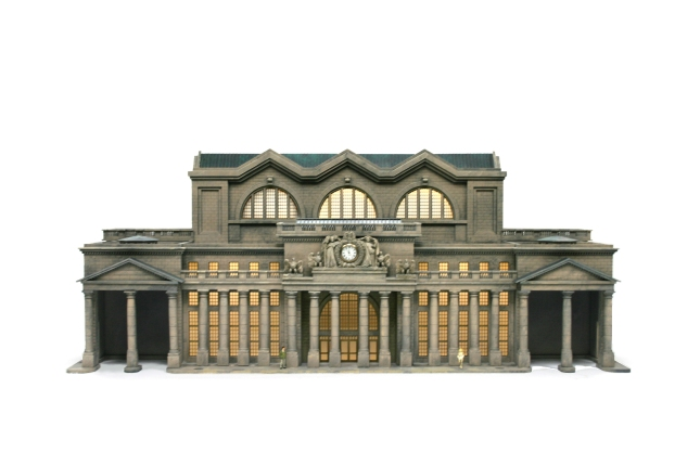 Penn Station Front