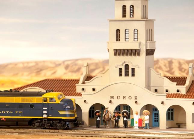 Trainworxx Munoz Station