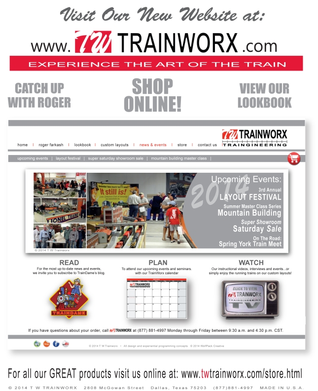 TrainWorx Website