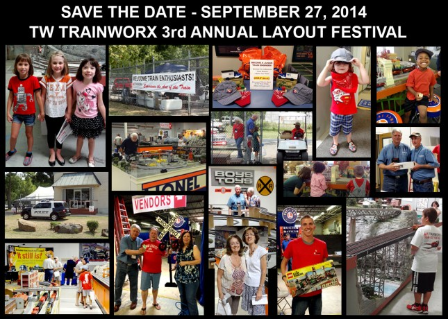 Save The Date 2014