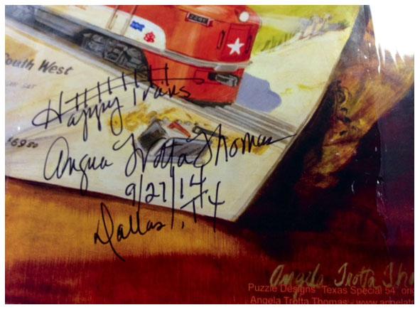 Angela Trotta Signature