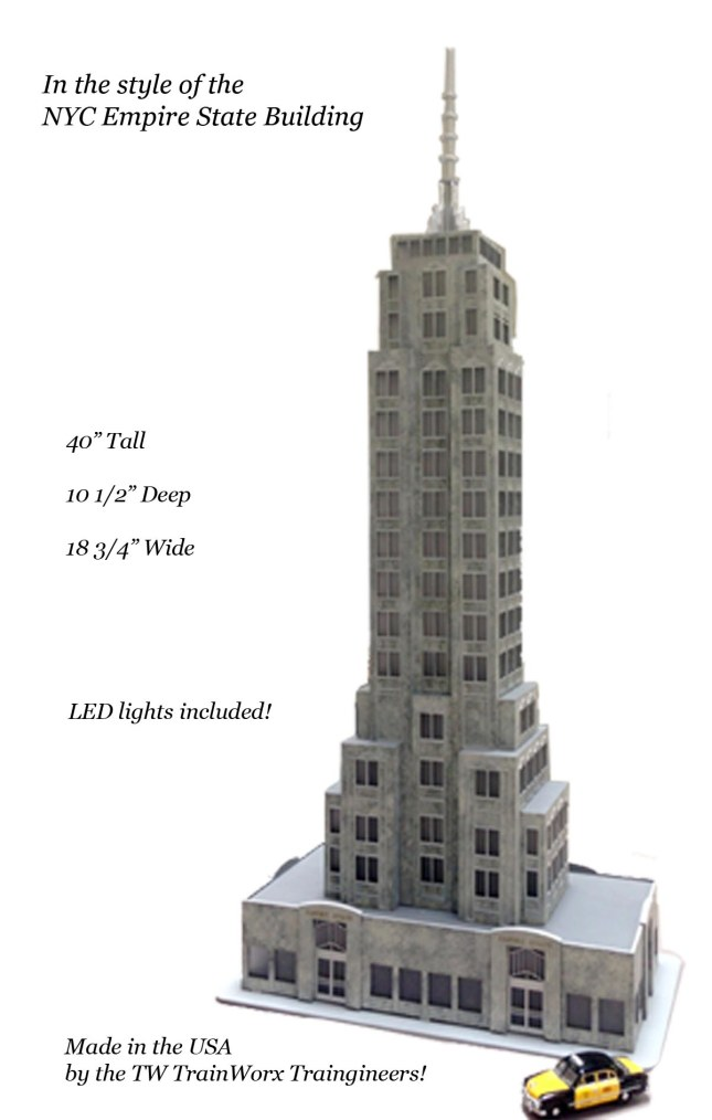 EmpireStateBuildingDimensions