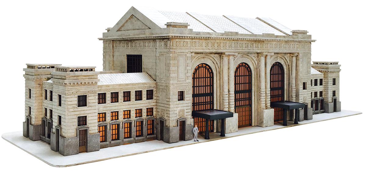 Image result for trainworx kansas city station